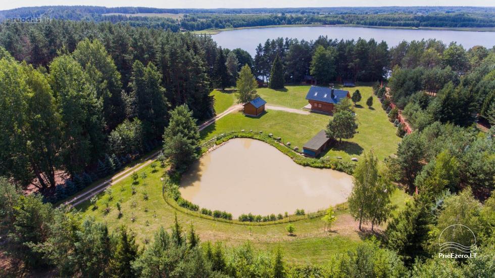 Lauku tūrisma sēta Pilskalna sēta pie ezera - 1