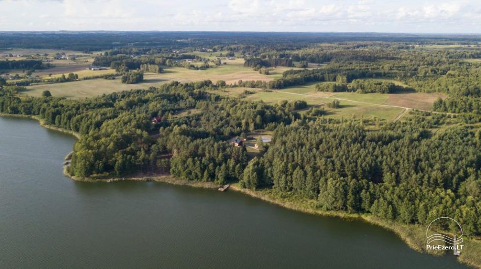 Lauku tūrisma sēta Pilskalna sēta pie ezera - 24