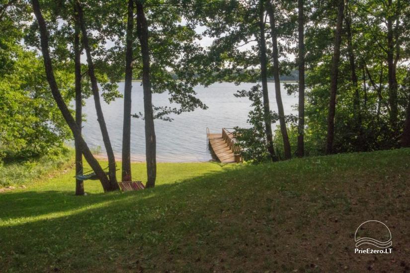 Lauku tūrisma sēta Pilskalna sēta pie ezera - 18