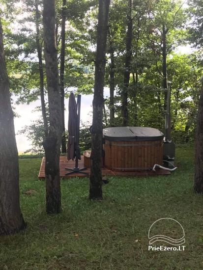 Lauku tūrisma sēta Pilskalna sēta pie ezera - 26