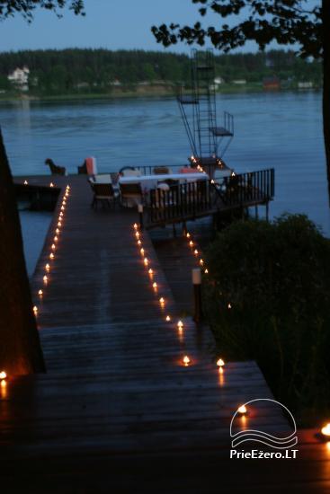 Villa MARGIO Traķu reģionā pie ezera - 3