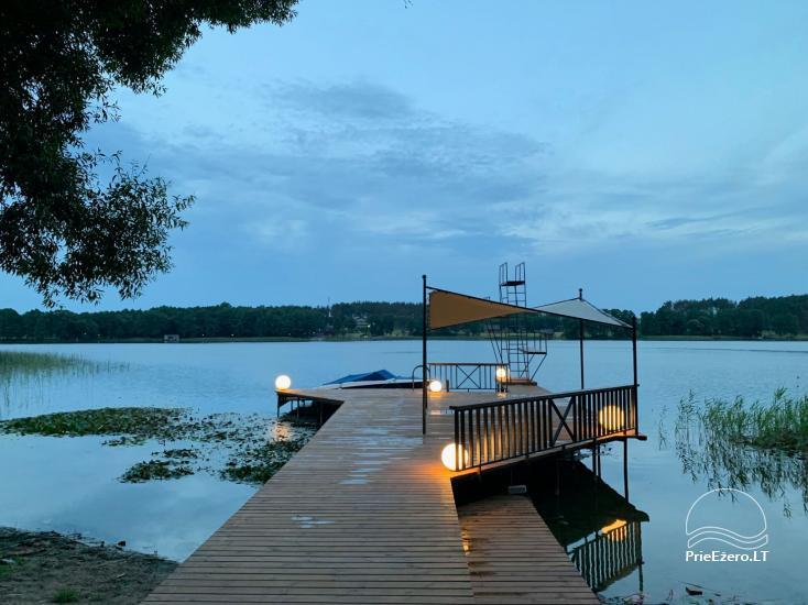 Villa MARGIO Traķu reģionā pie ezera - 7