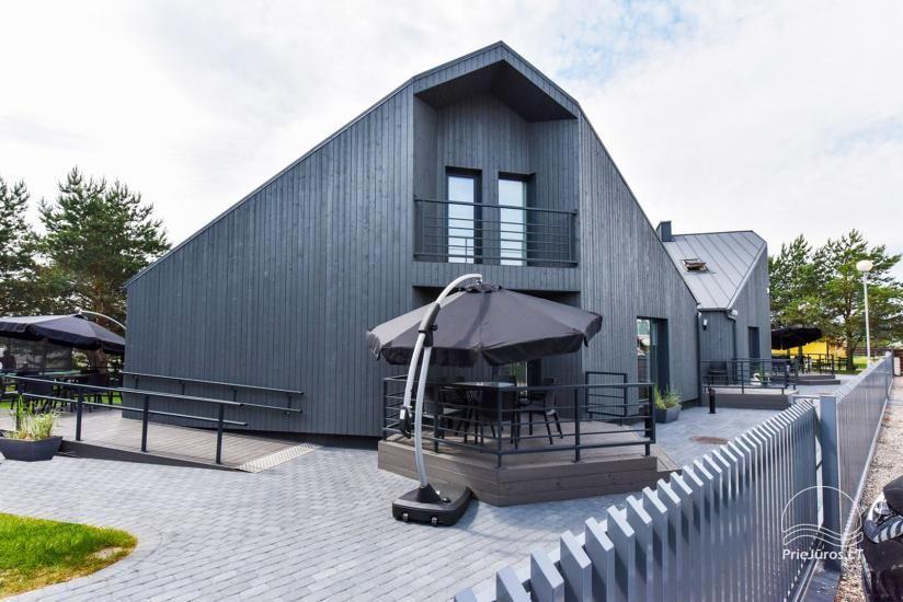 Brīvdienu mājas un dzīvokļu īre pie jūras Sventoji - 1