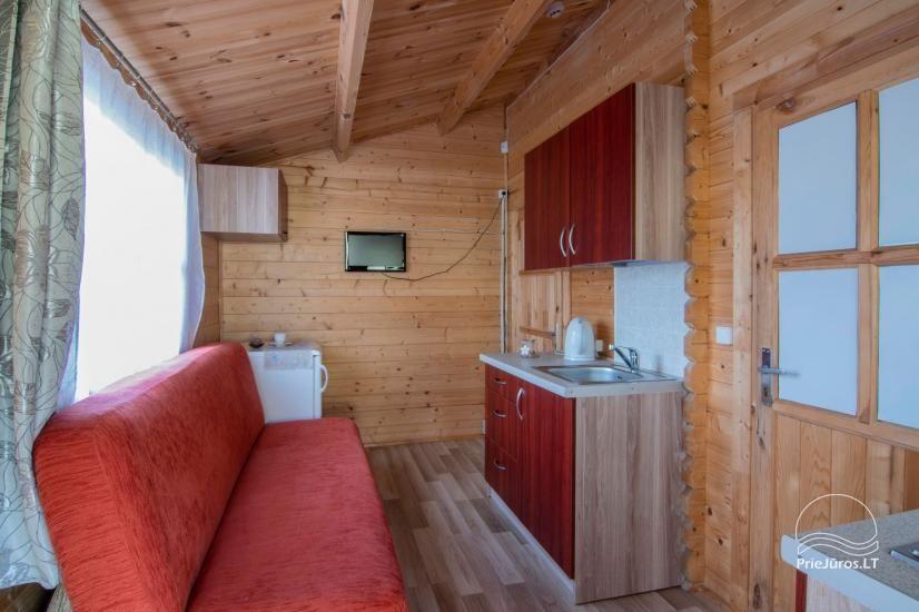 Brīvdienu mājas un dzīvokļu īre pie jūras Sventoji - 3