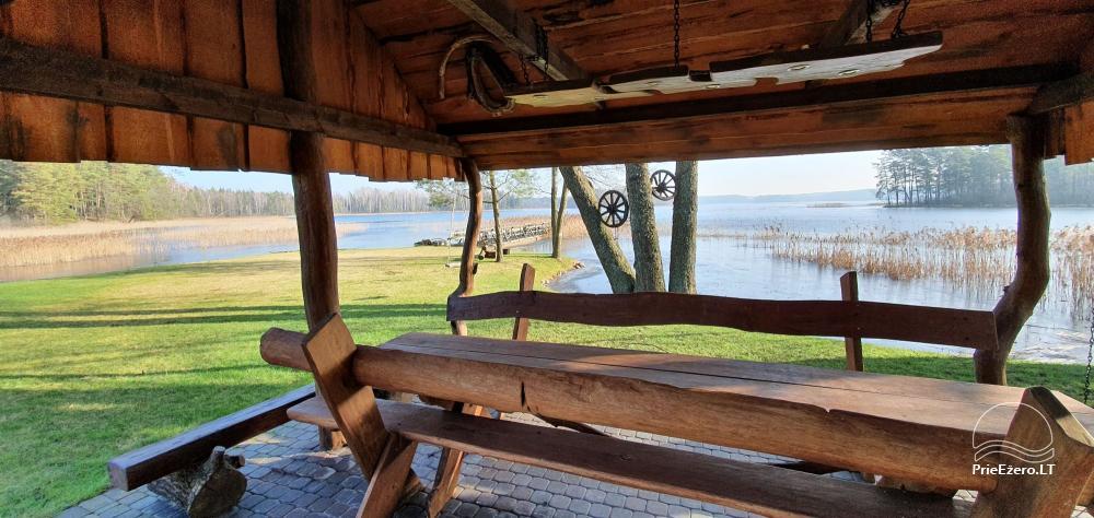 Lauku sēta Bebryne pie Siesartis ezera - 5
