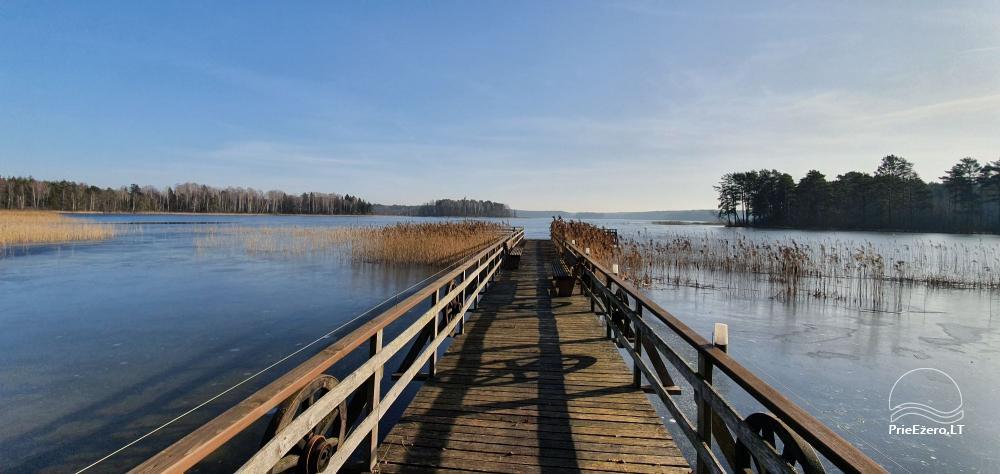 Lauku sēta Bebryne pie Siesartis ezera - 6