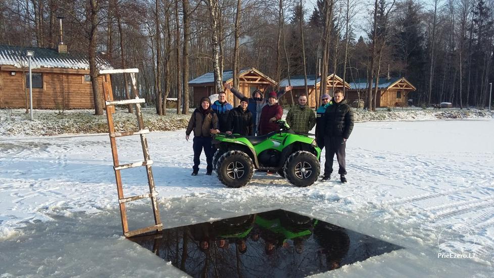 Lauku tūrisma sēta Silalici Latvijā - 20