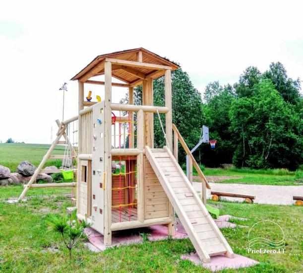 Lauku tūrisma sēta Silalici Latvijā - 18