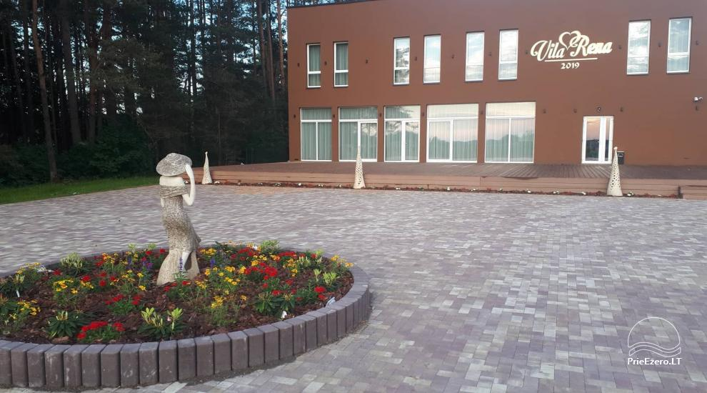 Jauna lauku sēta Traķu reģionā Villa Rena - 9