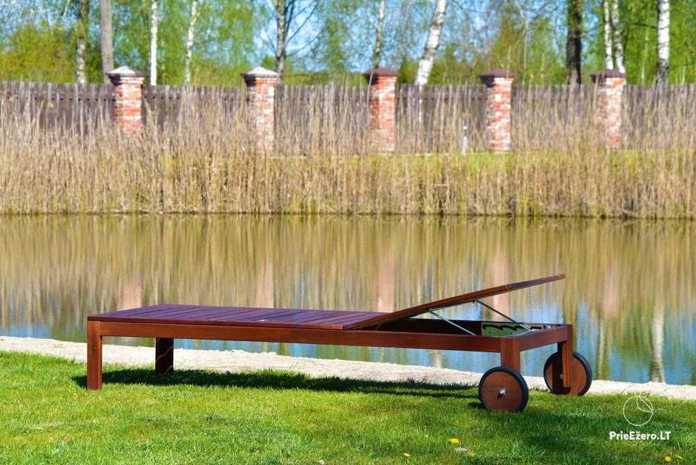 Lauku sēta - atpūtas centrs Viļņas reģionā, Lietuvā - 4