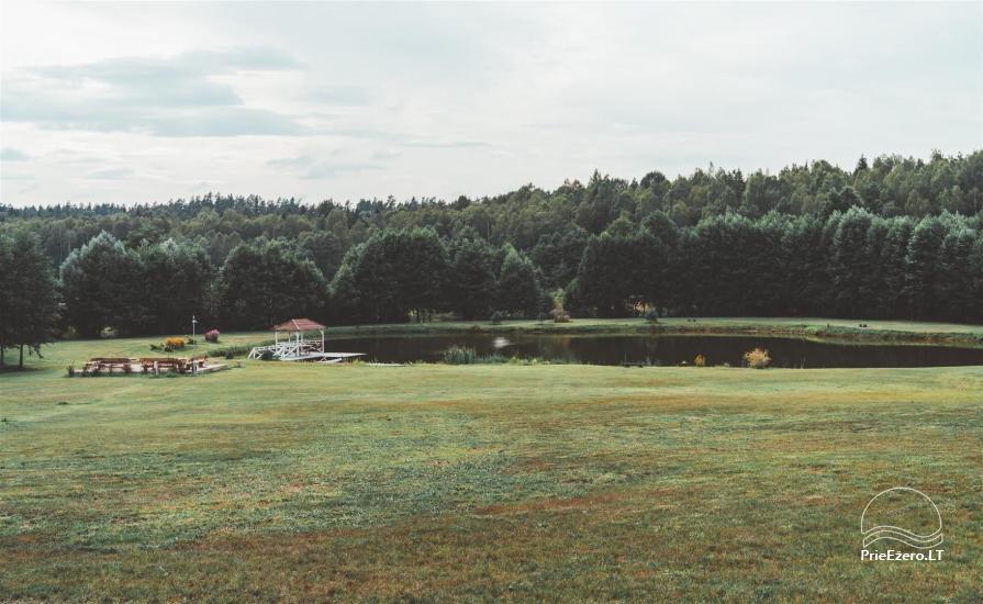 Jauna lauku sēta dažādām svinībām Lietuvā - 6