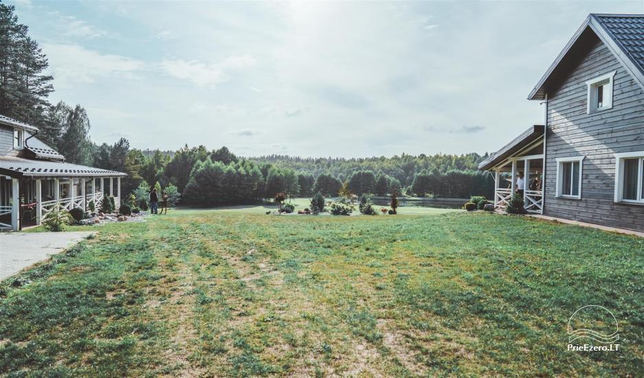 Jauna lauku sēta dažādām svinībām Lietuvā - 34