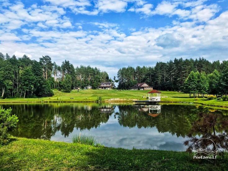 Jauna lauku sēta dažādām svinībām Lietuvā - 1