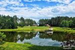 Jauna lauku sēta dažādām svinībām Lietuvā
