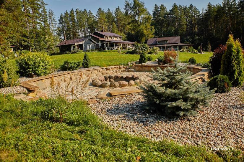 Jauna lauku sēta dažādām svinībām Lietuvā - 40