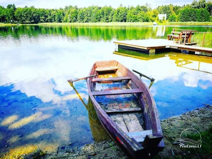 Izmitināšana un atpūta Galadusis ezera krastā - 6