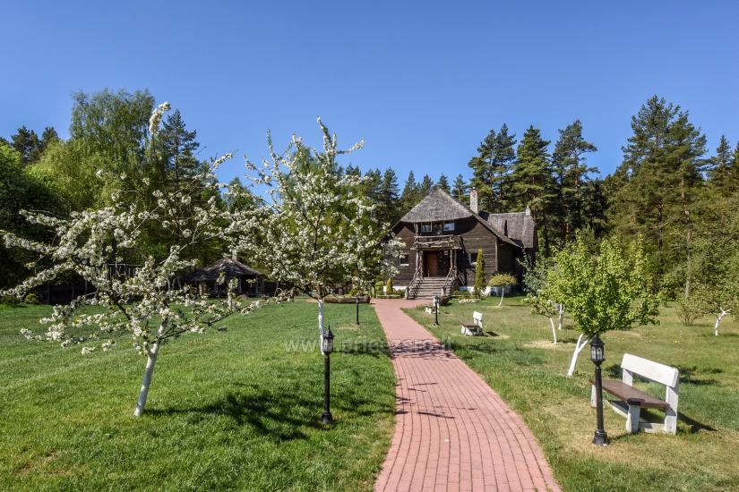 Lauku māja Laukdvaris Kretingas rajonā pie Sventājā upes - 6