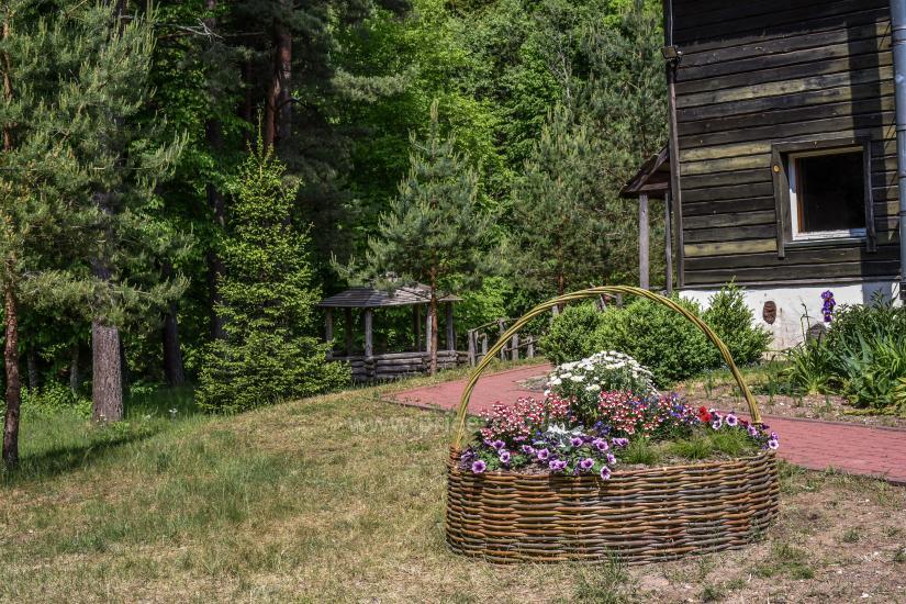 Lauku māja Laukdvaris pie upes tuvu Latvijas-Lietuvas robežai – Brīvdienas un svētki - 16