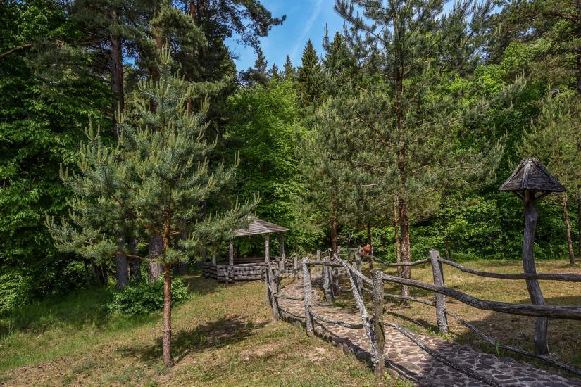 Lauku māja Laukdvaris pie upes tuvu Latvijas-Lietuvas robežai – Brīvdienas un svētki - 17