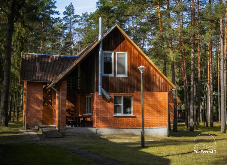 Tiek izīrēta lauku sēta netālu no ezera Lietuvā - 10