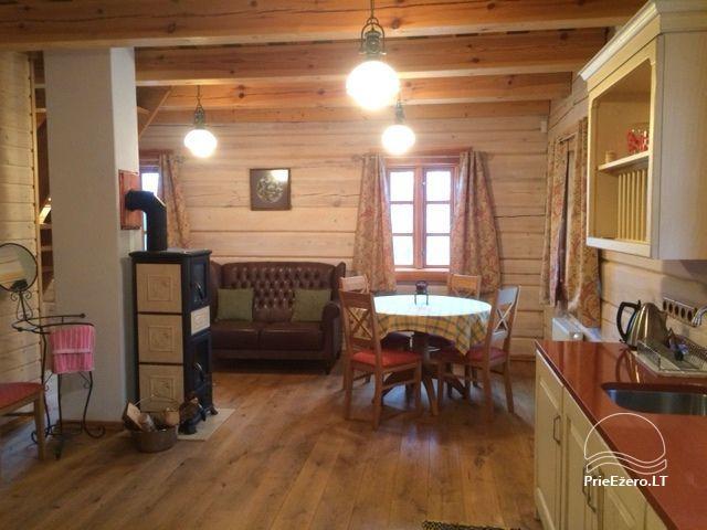 Mazā brīvdienu māja Baublys Lake Lodge - 3