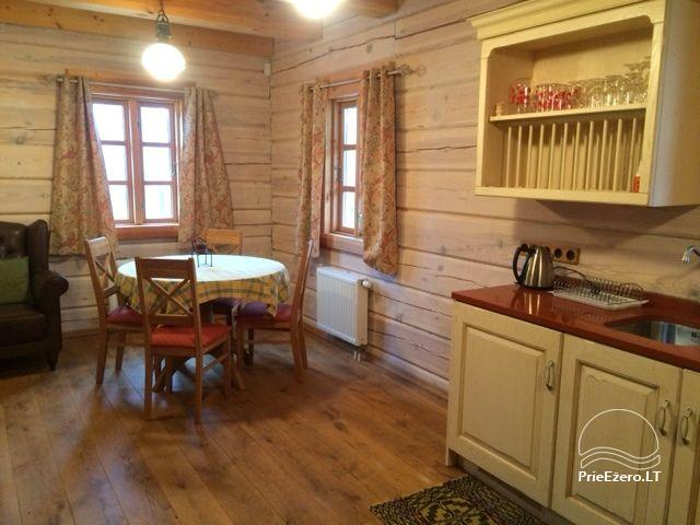 Mazā brīvdienu māja Baublys Lake Lodge - 2
