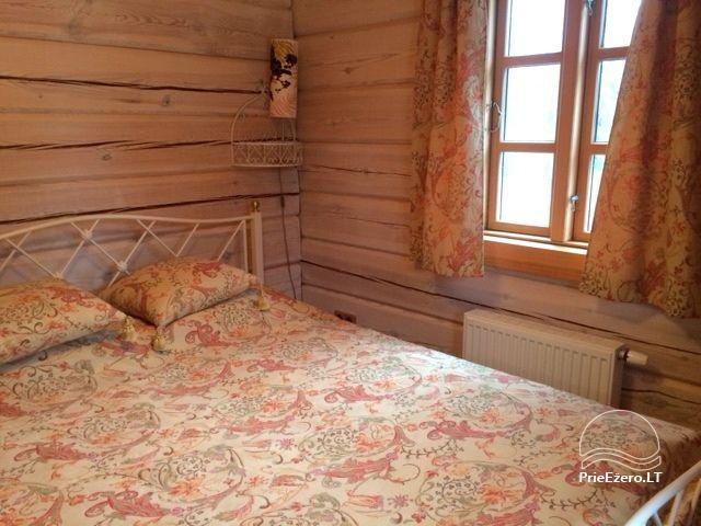 Mazā brīvdienu māja Baublys Lake Lodge - 4