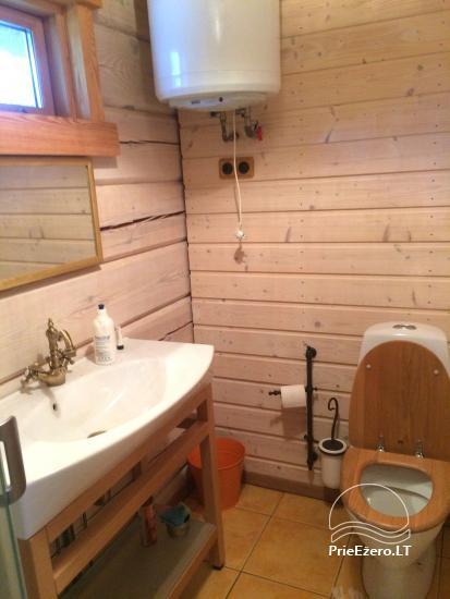 Mazā brīvdienu māja Baublys Lake Lodge - 5