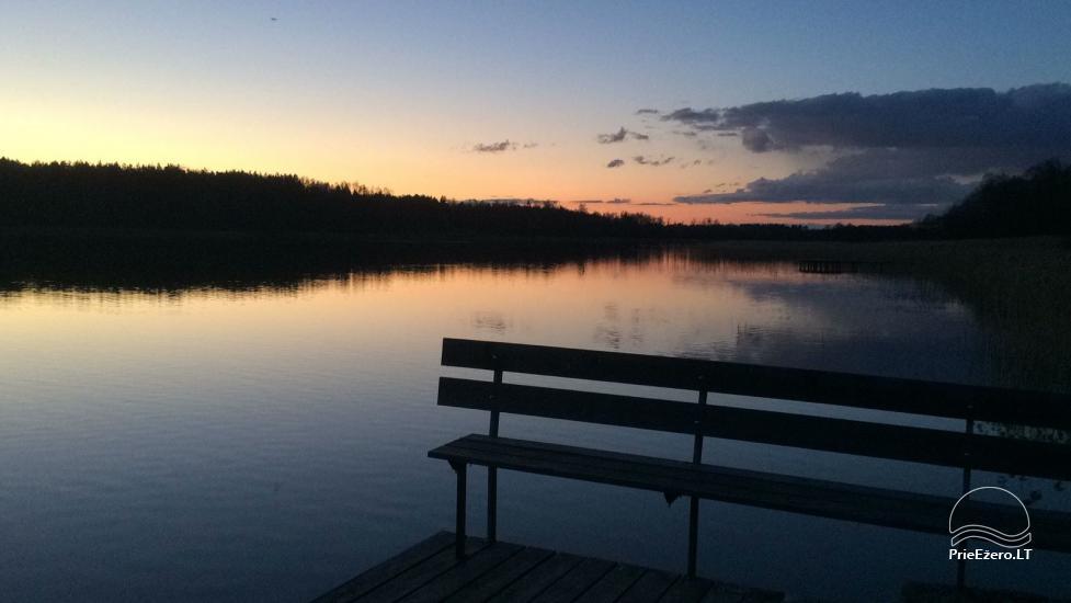 Mazā brīvdienu māja Baublys Lake Lodge - 8