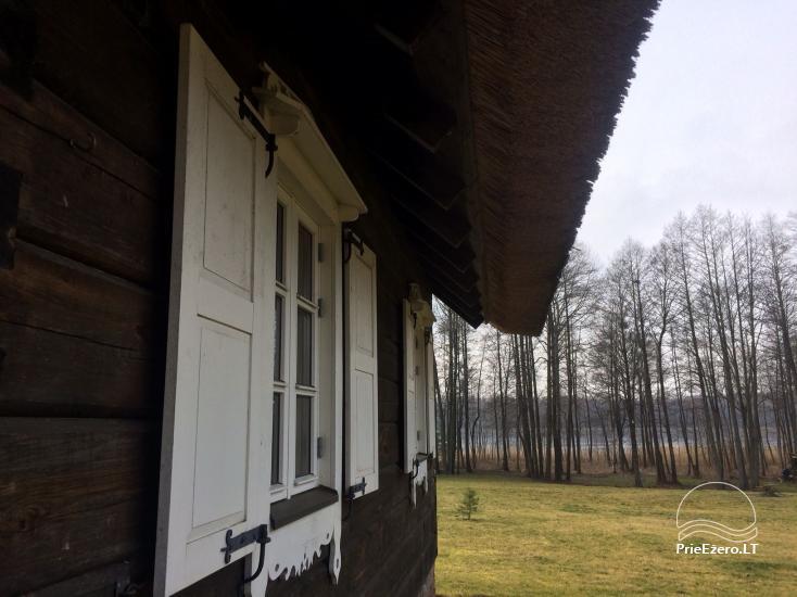 Mazā brīvdienu māja Baublys Lake Lodge - 9