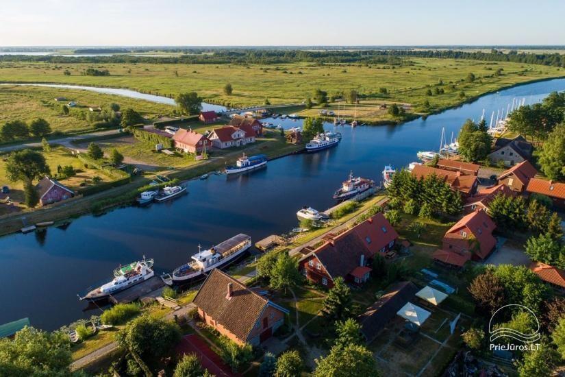 Villa Minė - atpūta, mini SPA, sauna, laivošana, makšķerēšana - 1