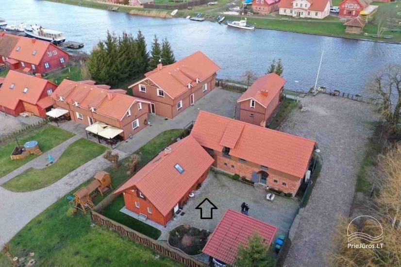 Villa Minė - atpūta, mini SPA, sauna, laivošana, makšķerēšana - 2
