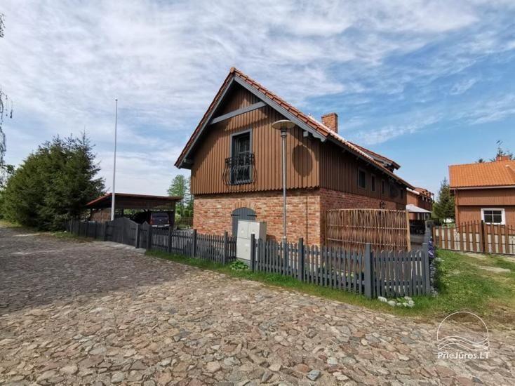 Villa Minė - atpūta, mini SPA, sauna, laivošana, makšķerēšana - 10