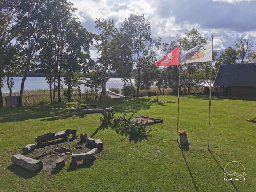 Lauku sēta pie Lusiai ezera un kajaku noma Super kajaki - 15