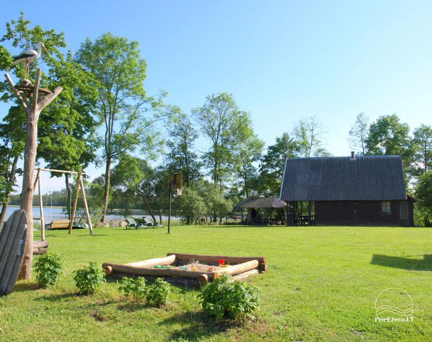 Lauku sēta pie Lusiai ezera un kajaku noma Super kajaki - 19