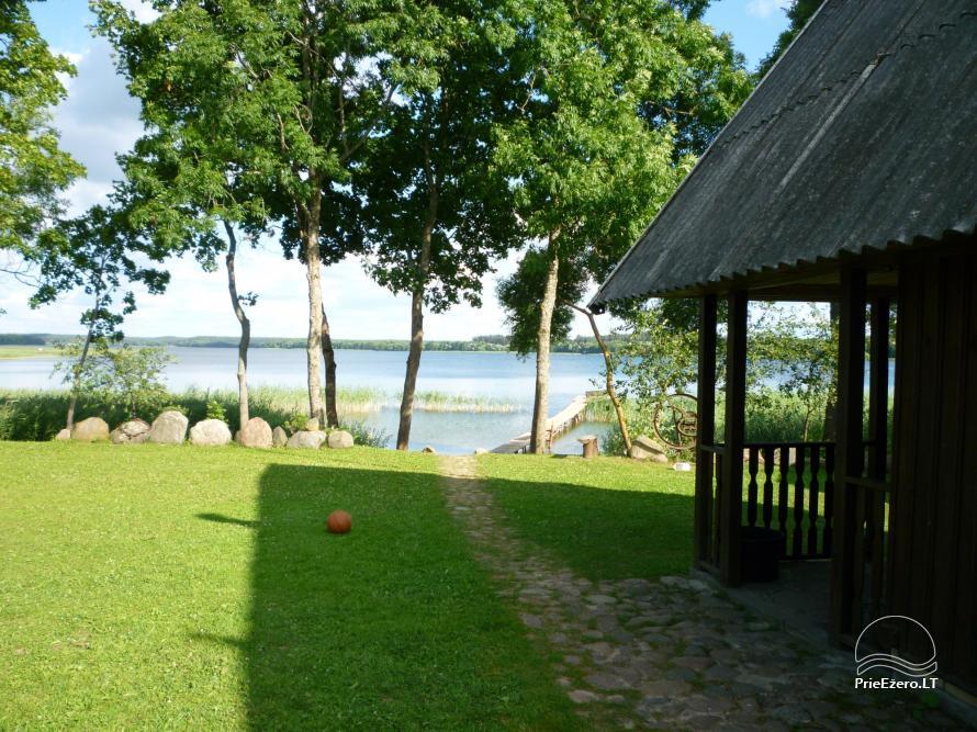 Lauku sēta pie Lusiai ezera un kajaku noma Super kajaki - 22