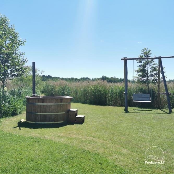 Lauku sēta pie Lusiai ezera un kajaku noma Super kajaki - 33