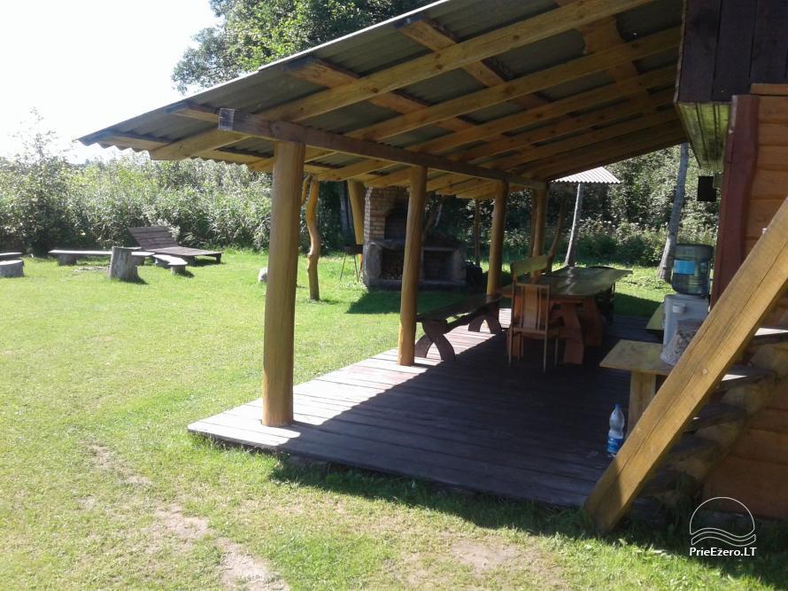 Lauku sēta pie Lusiai ezera un kajaku noma Super kajaki - 31