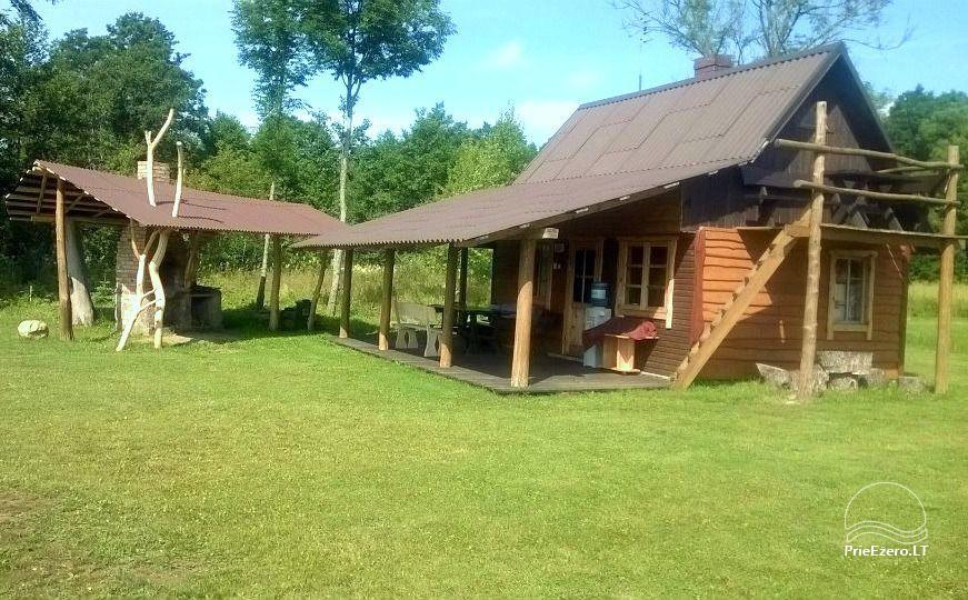 Lauku sēta pie Lusiai ezera un kajaku noma Super kajaki - 29