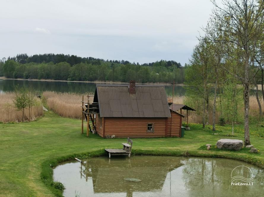 Lauku sēta pie Lusiai ezera un kajaku noma Super kajaki - 28
