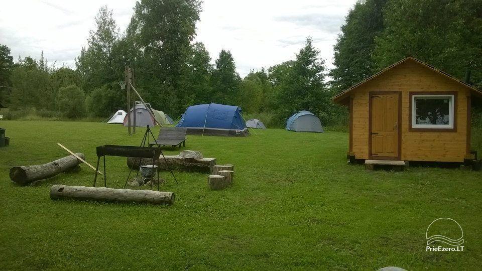 Lauku sēta pie Lusiai ezera un kajaku noma Super kajaki - 45
