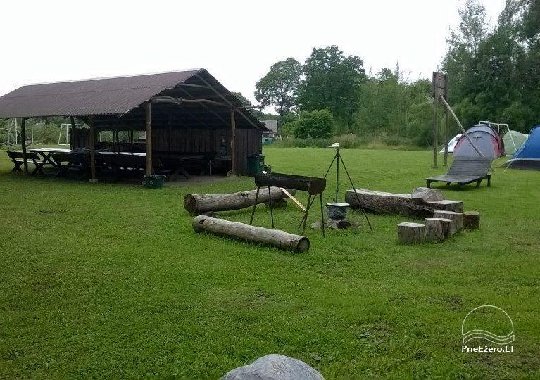 Lauku sēta pie Lusiai ezera un kajaku noma Super kajaki - 46