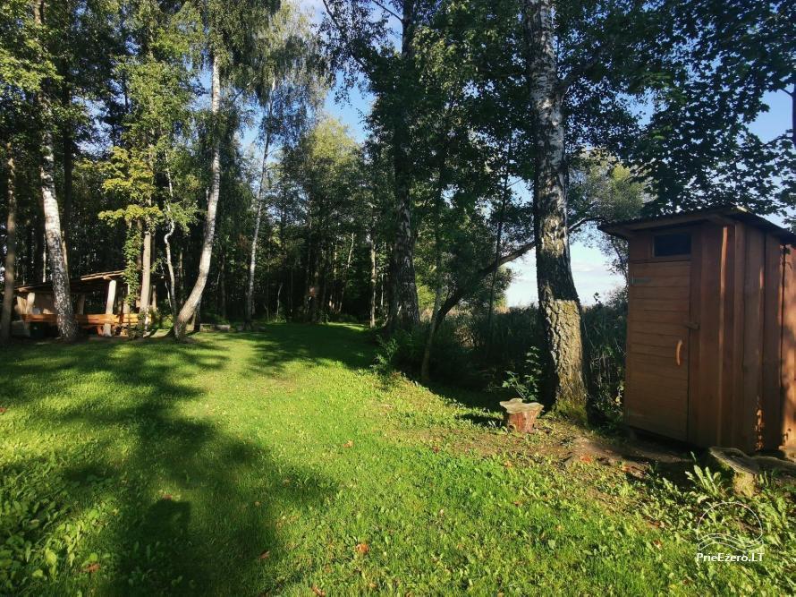 Lauku sēta pie Lusiai ezera un kajaku noma Super kajaki - 48