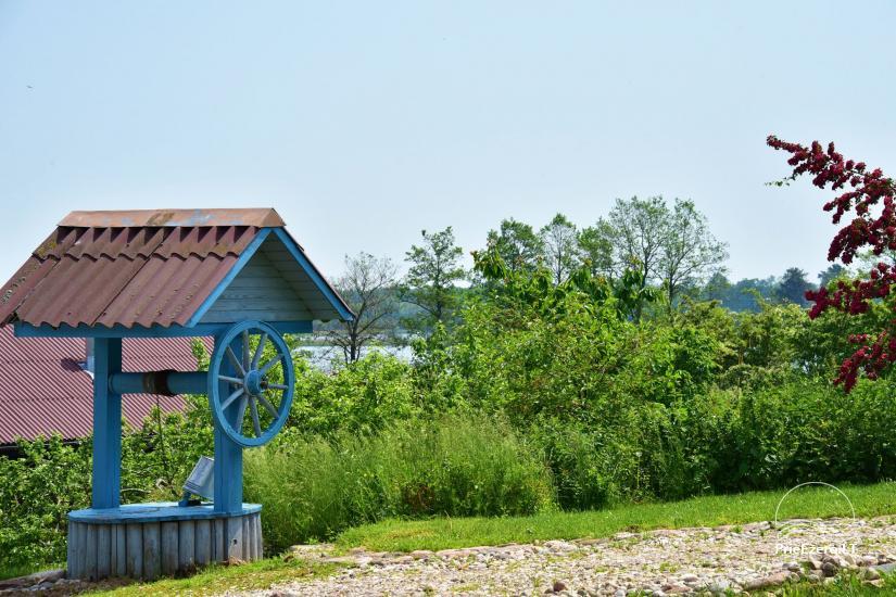 Lauku sēta pie Ilmedas ezera, Lietuvā, Molētu reģionā - 4