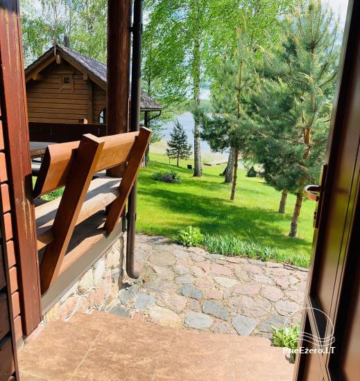 Lauku sēta Lietuvas Aisetu ezera krastā - 10