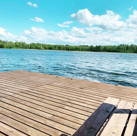 Lauku sēta Lietuvas Aisetu ezera krastā - 16
