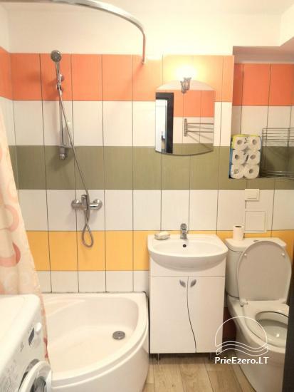 Tiek izīrēts dzīvoklis Druskininkos renovētā mājā. Kabeļtelevīzija, Wi-Fi, 5min. uz mūzikas strūklaku - 4