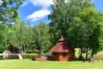 Lauku sēta Kelmes reģionā Voverishkes pērle