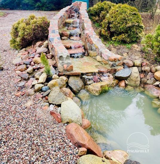 Kempinga vieta Vilkyciai - mums ir dīķis, japāņu āra vanna, motorolleri - 16