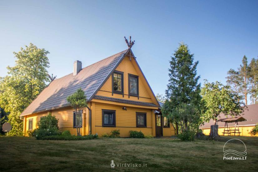 Lauku sēta Ignalinā Premium Villa - 2